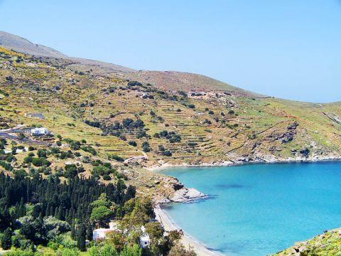 Near Chora: There are many nice beaches near Chora