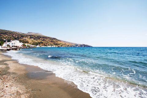 Ormos beach: Ormos beach