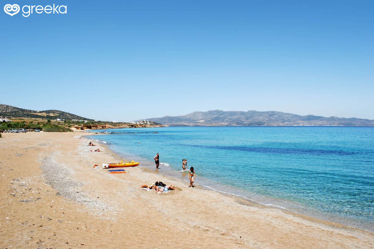 Antiparos Soros beach - Antiparos Beaches | Greeka.com
