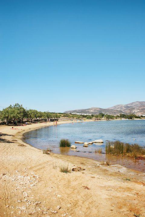 Agios Spiridonas Beach: Landscape of Agios Spiridonas beach