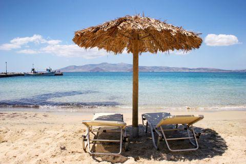 Agia Anna: A relaxing spot