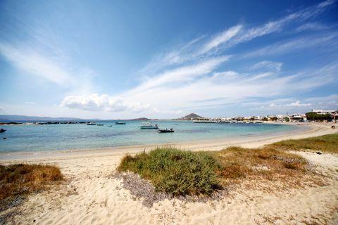 Agia Anna: Agia Anna beach