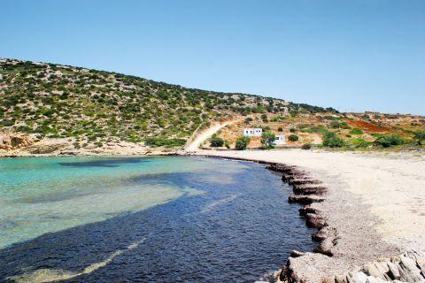 Livadia Beach: Livadia beach