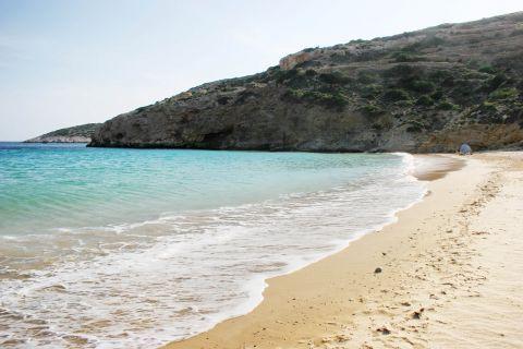Kendros: Kendros beach