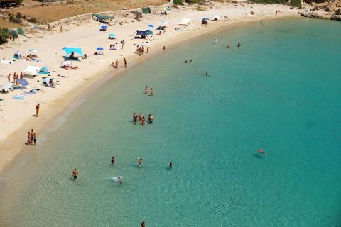 Kendros: The fantastic waters of Kedros