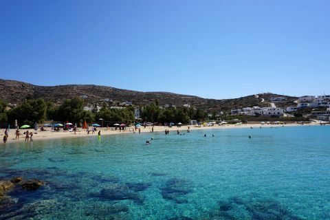 Port beach: Family friendly beach