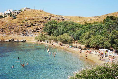 Gialiskari: Gialiskari beach