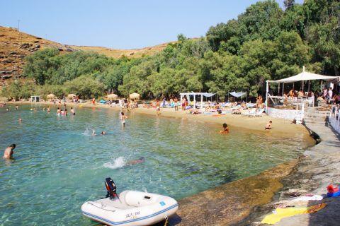 Gialiskari: A popular spot