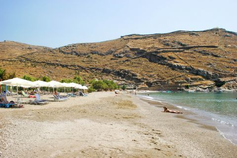 Pisses beach: Sandy beach