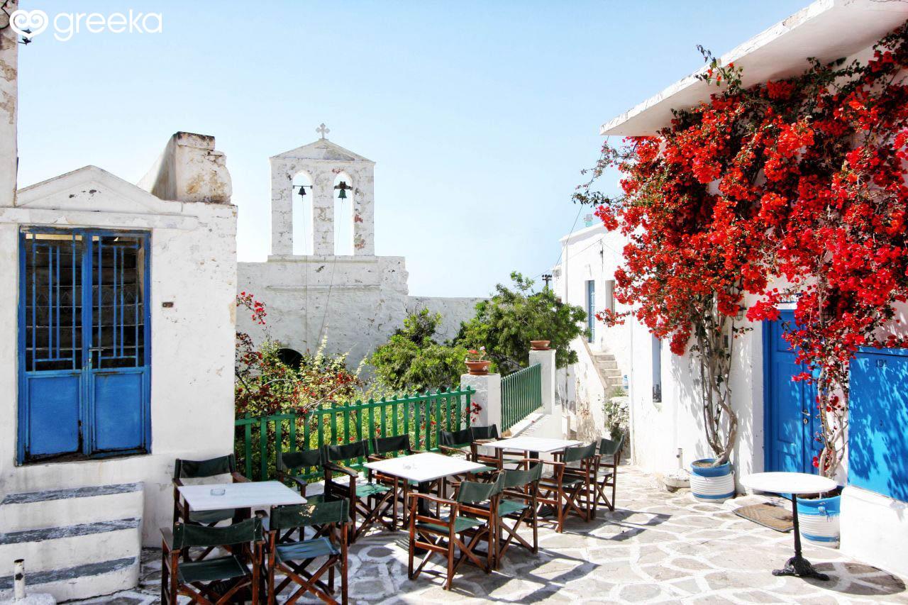 Kimolos Chorio - Kimolos Villages   Greeka.com