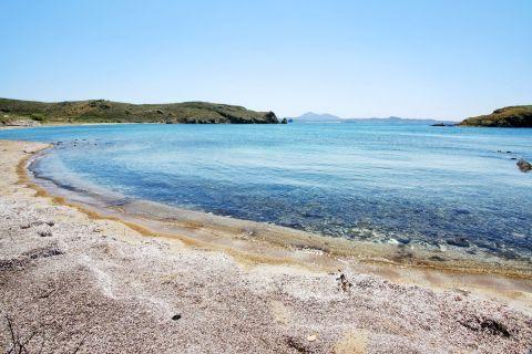 Ellinika: Ellinika beach