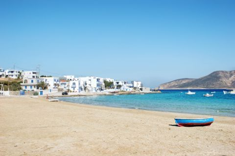 Megali Ammos: Megali Ammos beach