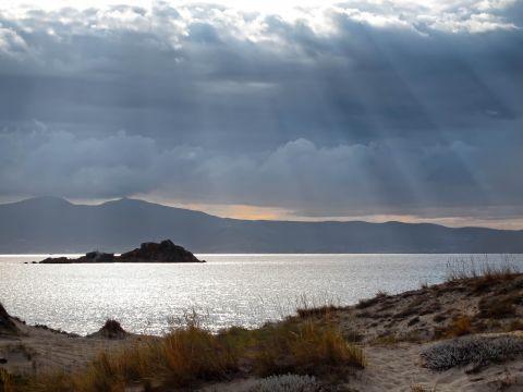 Mikri Vigla: Beautiful sea view