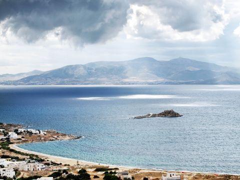 Mikri Vigla: Amazing sea view