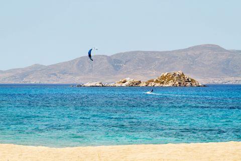 Mikri Vigla: Windsurfing