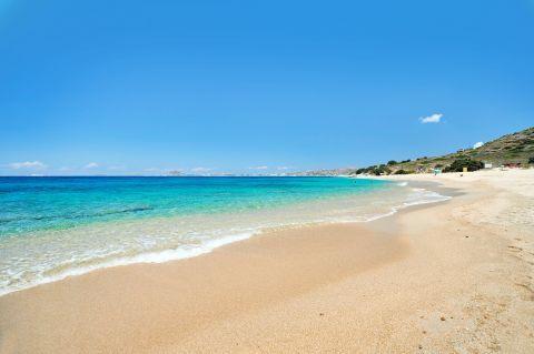 Mikri Vigla: Mikri Vigla beach