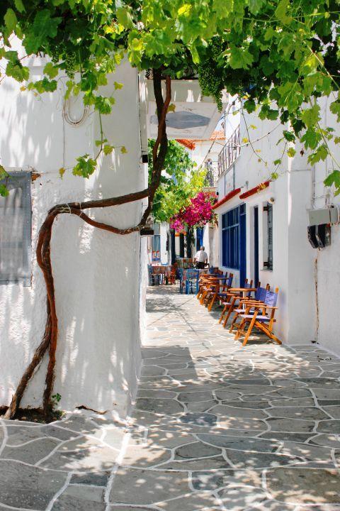Driopida: A picturesque neighborhood
