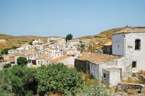 Driopida: Driopida village
