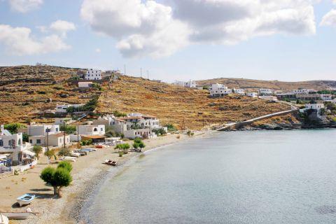 Kanala: View of Kanala beach