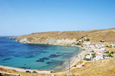 Kanala: The amazing waters of Kanala beach