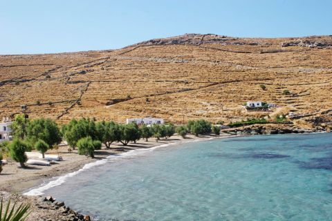 Agios Dimitrios: Agios Dimitrios beach