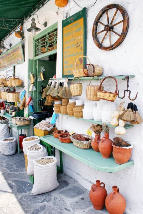 Town: Traditional Products