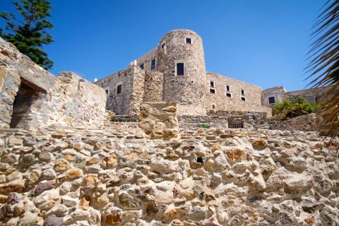 Town: The Castle of Naxos