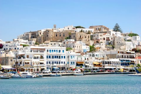 Town: Naxos Town