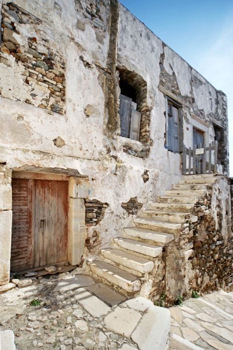Town: Remains at the Castle of Naxos