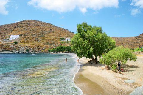 Kalo Livadi: Kalo Livadi beach