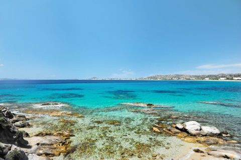 Orkos: Beautiful sea view