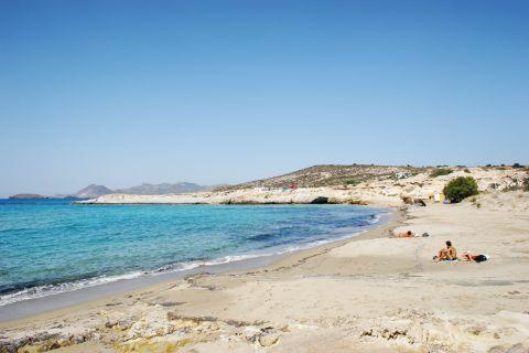 Mytakas: Mytakas beach
