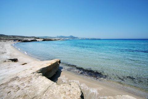 Mytakas: Azure waters