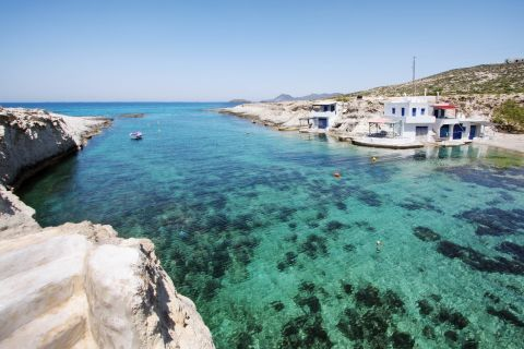 Mytakas: Turquoise waters