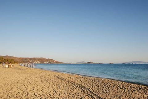Plaka: A beautiful beach
