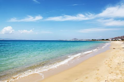 Plaka: Plaka beach