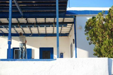 Messaria: House in Messaria