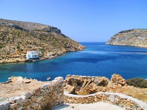 Heronissos: Beautiful view