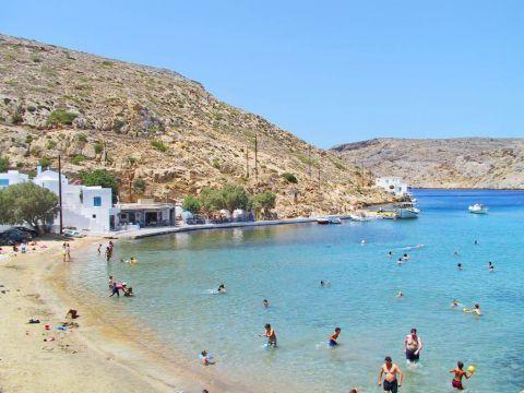 Heronissos: A popular spot