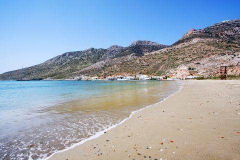 Kamares beach: Kamares beach