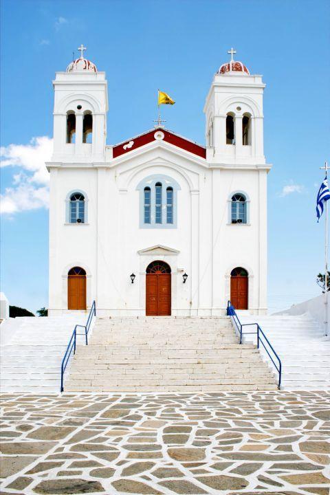 Naoussa: A local church