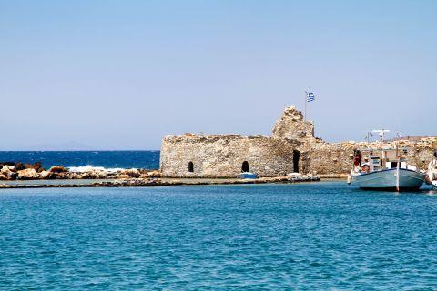 Naoussa: The Venetian castle of Naoussa