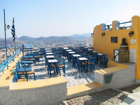 Ano Syros: Markos Vamvakaris square