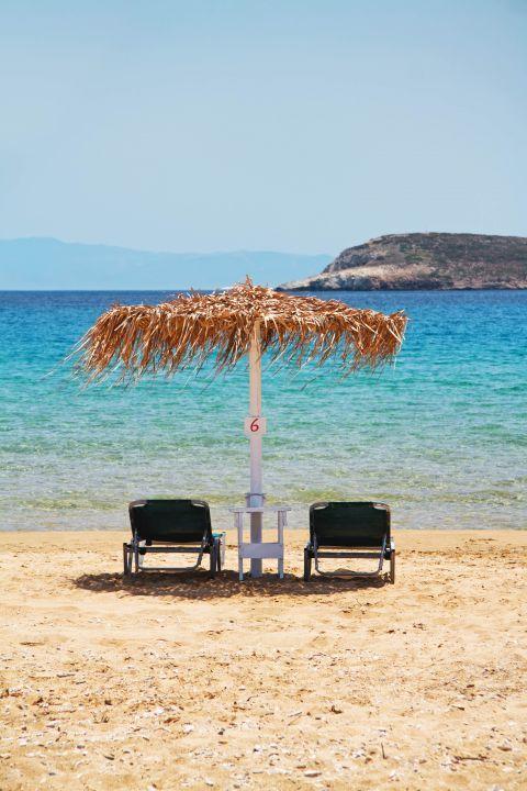 Golden Beach: Relaxing moments