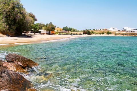 Pounda: Pounda beach