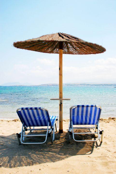 Santa Maria: A quiet relaxing spot by the sea