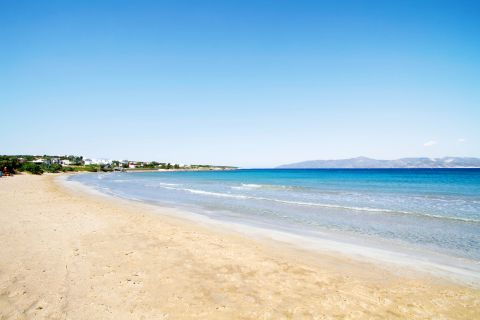 Santa Maria: White sand and blue waters