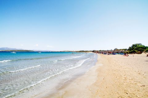 Santa Maria: Santa Maria beach