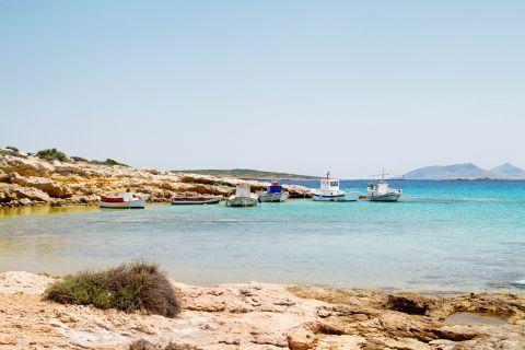 Santa Maria: Fishing boats