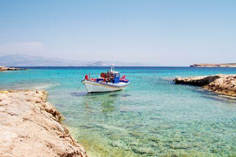 Santa Maria: A fishing boat